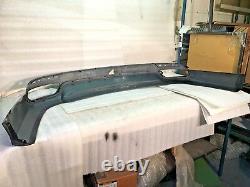 16 17 18 Fusion Rear Valance/finish Panel Set New Oem Painted Black Dual Exh