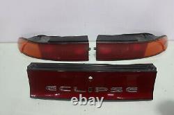 95 96 97 98 99 MITSUBISHI ECLIPSE D32A CENTER FINISH PANEL Tail Light Lamps SET