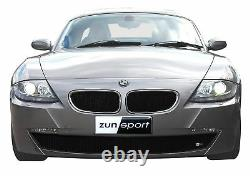 BMW Z4 Front Grill Set Black finish (2006 to 2009)