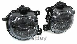 Black smoked finish LED FOG LIGHTS SET FOR BMW X1 F48 X3 F25 X4 F26 X5 X6