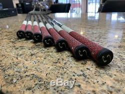Bridgestone Premium Forged Raw Black Finish J36 4-PW Iron Set