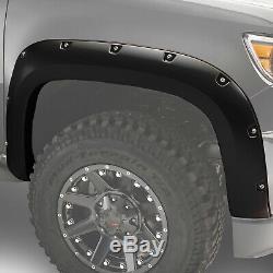 Bushwacker Pocket Style Fender Flares for 15-19 Chevrolet Colorado 62.7 Bed