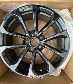 CADILLAC ATS-V OEM Wheels (Black Finish)(Part # 4766, 4768) SET OF 4