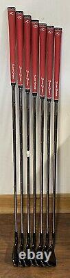 Callaway Apex CF16 Forged Iron Set (5-AW) Excellent Xtreme Dark Finish CCI
