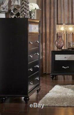 Coaster Fine Furniture Barzini 6 Piece Bedroom Set