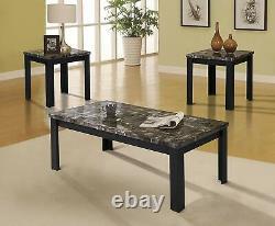 Coffee/End Table Set (3Pc Pk)