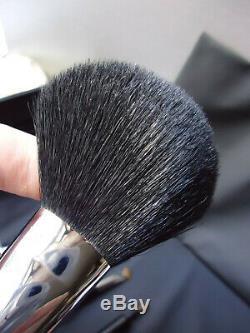 DIOR Professional Finish Backstage Brush Set Lux 19cm Faux Patent Case NewNo Box
