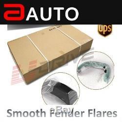 For 94-01 DODGE RAM 1500 Smooth Pocket Riveted Fender Flares Bolt-on Style 4pcs