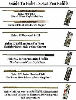 Gift Set of All Four Fisher Classic Finish Bullet Pens