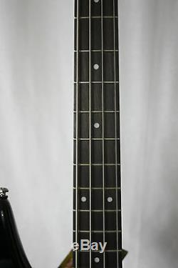 Ibanez GSR100EXBK Electric Bass Guitar Black Finish NEW Includes FREE Pro Set-Up