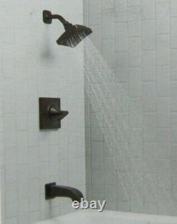 KOHLER KATUN (R78040-4E-BL) Bath Shower Set Matte Black Finish NEW