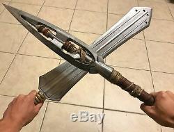 Killmonger Weapons Black Panther Killmonger Cosplay