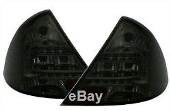 LED taillights set for Ford Mondeo MK3 00-07 Limo in Black Smoked finish