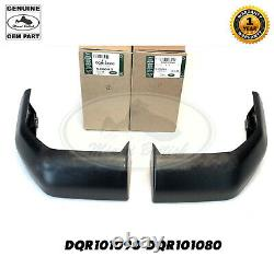 Land Rover Finisher Bumper Rear End Cap Set Rh Lh Discovery 2 Oem