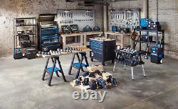 Mechanics Tool Set Multiple Drive 215-Piece Chrome Finish 90 Tooth Ratchet New