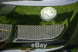 Mini Cooper R50 JCW & R53 JCW Full Grille Set Black Finish 2001 to 2006