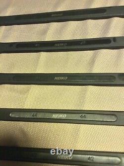 Neiko 11 Pc Metric Jumbo Size Combination Wrench Set 03131a Black Oxide Finish