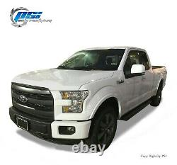 OE Style Fender Flares Fits Ford F-150 2015-2017 Paintable Finish Full Set