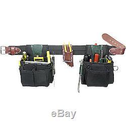 Occidental Leather 9525LG The Finisher Tool Belt Set