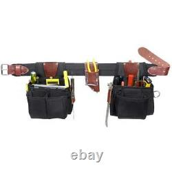 Occidental Leather 9525-M The Finisher Tool Belt Set M