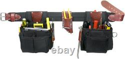 Occidental Leather 9525-M The Finisher Tool Belt Set Medium Made In USA