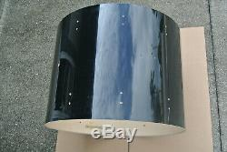 PDP by DW 24 805 SERIES BLACK LACQUER FINISH BASS DRUM SHELL for YOUR SET! K311