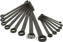 Paramount 14 Piece, 3/8 to 1-1/4, Combination Wrench Set, Black Oxide Finish