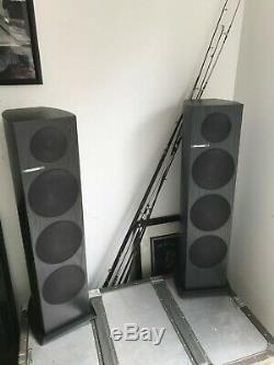 Pioneer Andrew Jones 6 Speaker Set Black Finish