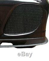 Porsche 996 Turbo + C4S Outer Grille Set Black finish (2000 to 2004)