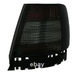 Taillights set in black color finish for Audi A4 B5 Limo 95-00 TAIL rear LIGHTS