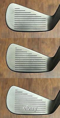 Titleist 680 Forged Iron Set (4-PW) Limited Release Xtreme Dark Finish YLY