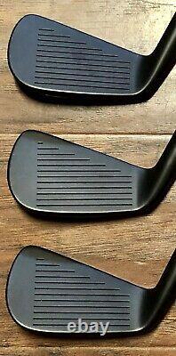Titleist 680 Forged Iron Set (4-PW) NEW Xtreme Dark Finish TT DG S300 OI