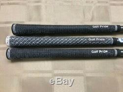 Titleist vokey wedge set sm7 Black Finish Steelfiber T25 Regular 50 54 58